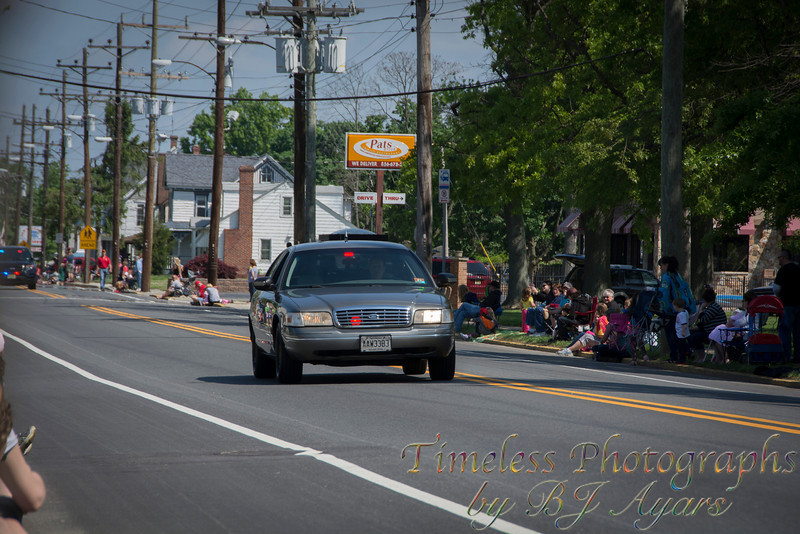 Pennsville Memorial Day Parade and Ceremony 2014