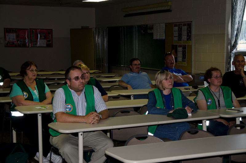 2012 Salem County CERT Communications Exercise