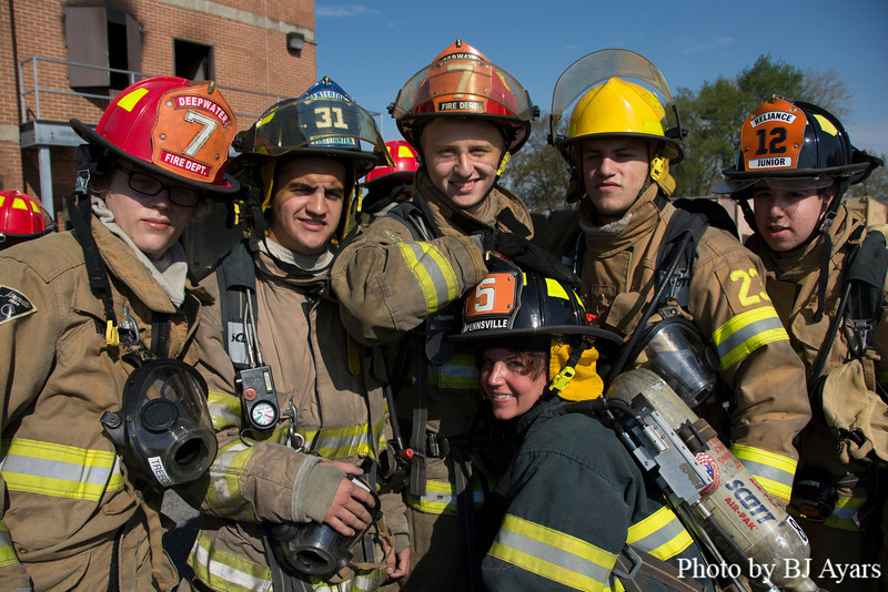 Firefighter I Photos by Ayars