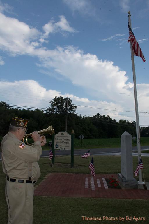 2015 Elsinboro Veteran's Brick Ceremony