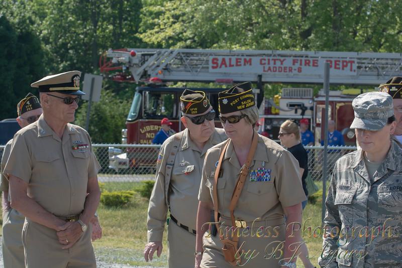 2015 Memorial Day in Salem County