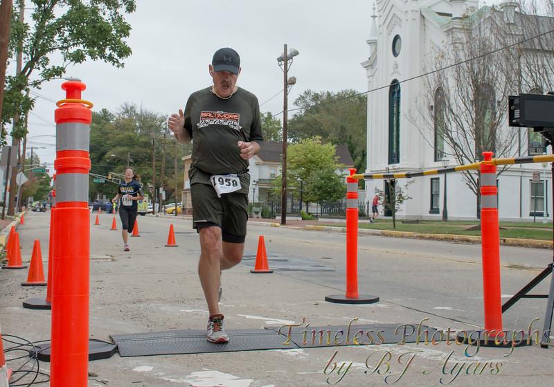 2015 Cow Run Salem 10 Miles