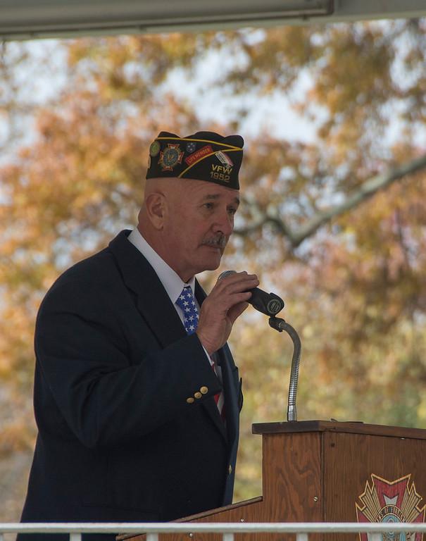 2014 Salem County Veterans Day Service
